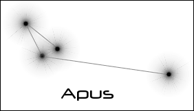 constellation apus
