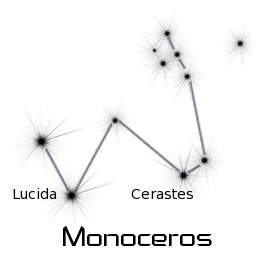 constellation monoceros