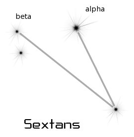 constellation sextans