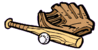 baseball gear clip art