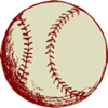 baseball old clip art