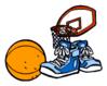 basketball gear clip art