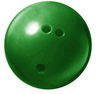 bowling ball green 250 clip art