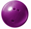 bowling ball purple 250 clip art