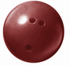 bowling ball red 250 clip art