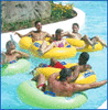 waterpark tubing clip art