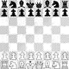 chess game 01 clip art