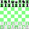 chess game 02 clip art