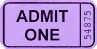 ticket purple