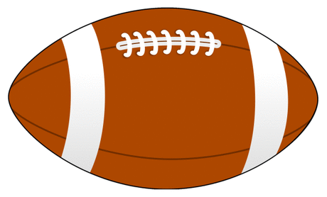 football rugby ball