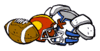 football gear clip art
