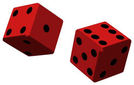 two red dice 01