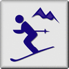 ski sign clip art