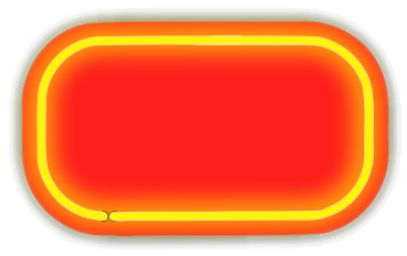 red neon sign small