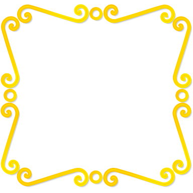 spiral frame yellow
