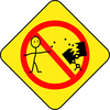 Dont Feed the Bots clip art