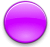 Large icon grape button clip art