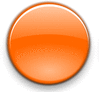 Large icon orange button clip art