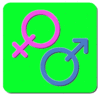 gender color clip art