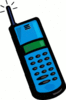 cell phone 01 clip art
