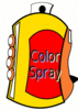 spray can clip art