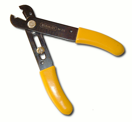 wire cutter stripper