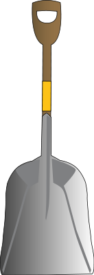 scoop shovel 2