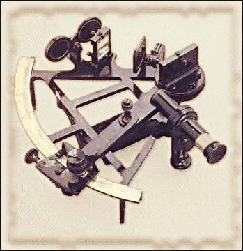 Sextant old photo