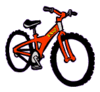bicycle 5 clip art