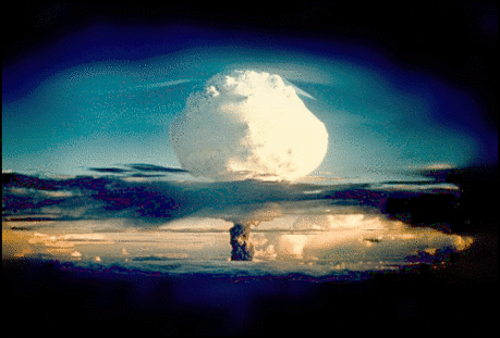Ivy Mike first Hydrogen bomb