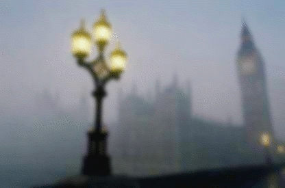 weather picture fog London